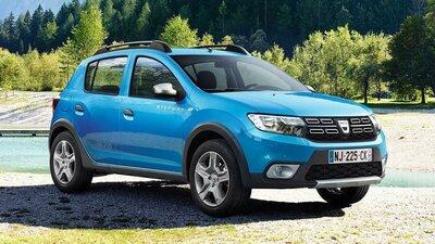 Bild: Dacia Sandero  Gebrauchtwagen