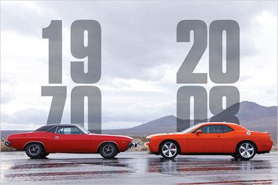 Bild: Dodge Challenger  Gebrauchtwagen