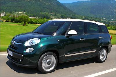 Bild: Fiat 500L  Gebrauchtwagen