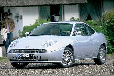 Bild: Fiat Coupe  Gebrauchtwagen