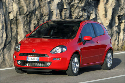 Bild: Fiat Punto  Gebrauchtwagen