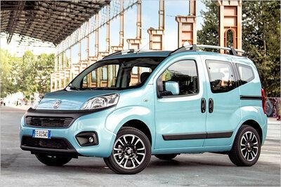 Bild: Fiat Qubo  Gebrauchtwagen