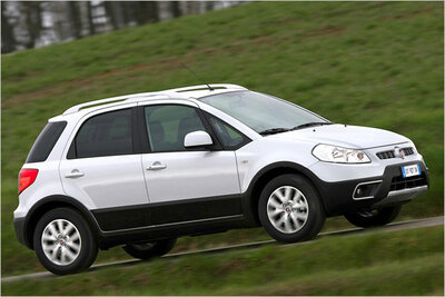 Bild: Fiat Sedici Kombi Gebrauchtwagen