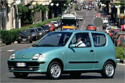 Bild: Fiat Seicento  Gebrauchtwagen