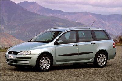 Bild: Fiat Stilo  Gebrauchtwagen