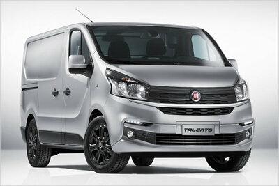 Bild: Fiat Talento  Gebrauchtwagen