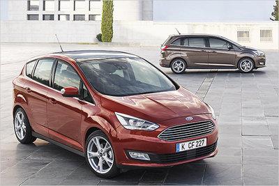 Bild: Ford C-Max  Gebrauchtwagen
