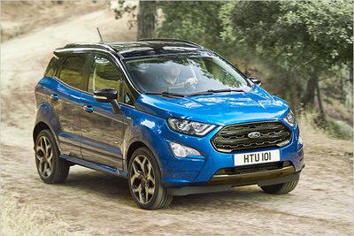 Bild: Ford EcoSport  Gebrauchtwagen