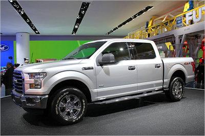 Bild: Ford F 150  Gebrauchtwagen