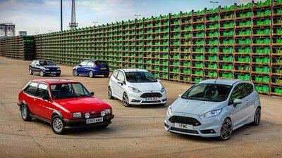 Bild: Ford Fiesta  Gebrauchtwagen
