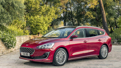Bild: Ford Focus  Gebrauchtwagen