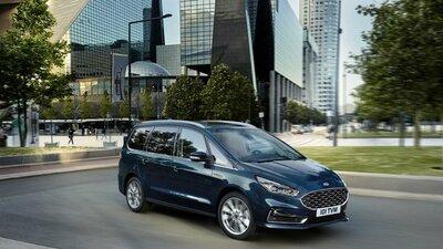 Bild: Ford Galaxy  Gebrauchtwagen