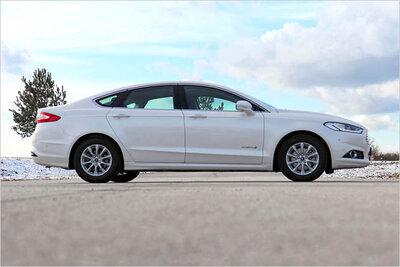 Bild: Ford Mondeo  Gebrauchtwagen
