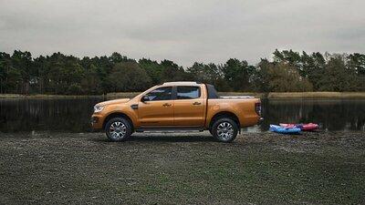 Bild: Ford Ranger  Gebrauchtwagen