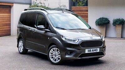 Bild: Ford Tourneo Courier Kombi Gebrauchtwagen