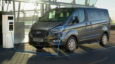 Bild: Ford Tourneo Custom  Gebrauchtwagen