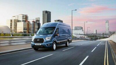 Bild: Ford Transit  Gebrauchtwagen
