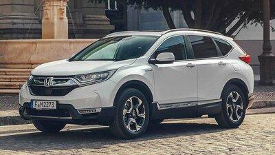 Bild: Honda CR-V  Gebrauchtwagen