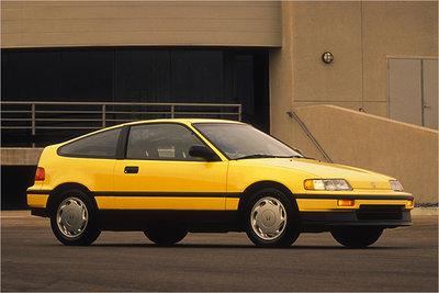 Bild: Honda CRX  Gebrauchtwagen