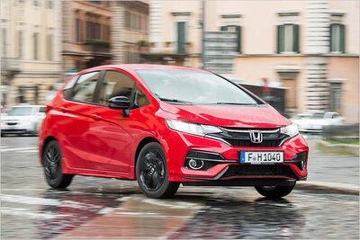Bild: Honda Jazz  Gebrauchtwagen