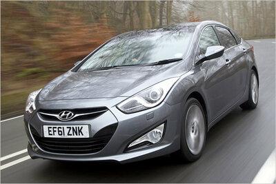 Bild: Hyundai i40  Gebrauchtwagen