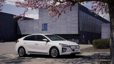 Bild: Hyundai Ioniq  Gebrauchtwagen
