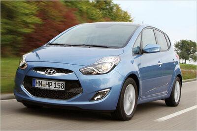 Bild: Hyundai ix20  Gebrauchtwagen