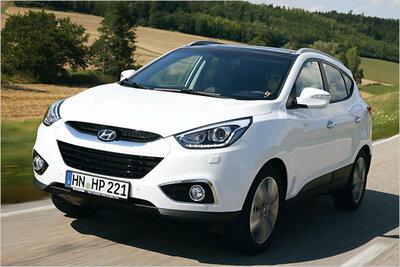 Bild: Hyundai ix35  Gebrauchtwagen
