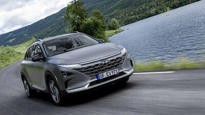 Bild: Hyundai Nexo  Gebrauchtwagen