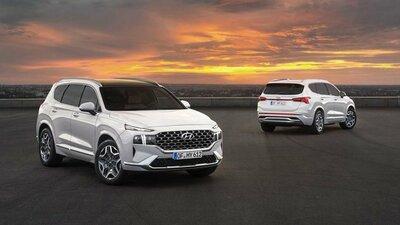 Bild: Hyundai Santa Fe  Gebrauchtwagen