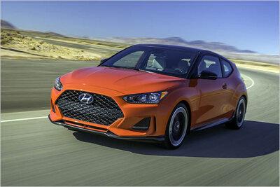Bild: Hyundai Veloster  Gebrauchtwagen