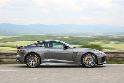 Bild: Jaguar F-Type  Gebrauchtwagen