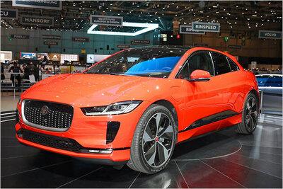 Bild: Jaguar I-Pace  Gebrauchtwagen