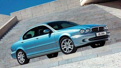 Bild: Jaguar X-Type  Gebrauchtwagen