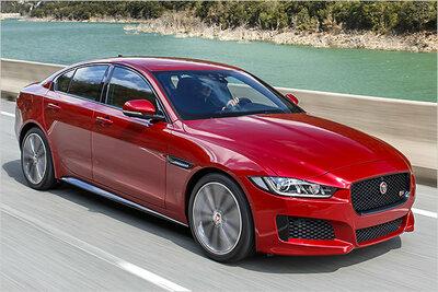 Bild: Jaguar XE  Gebrauchtwagen