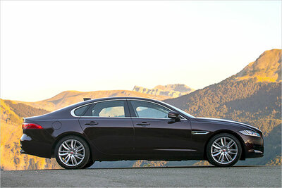Bild: Jaguar XF  Gebrauchtwagen