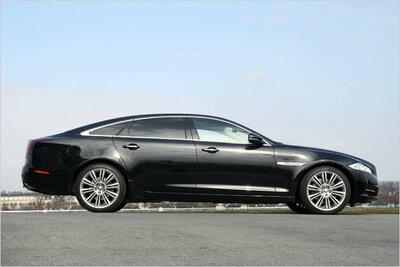 Bild: Jaguar XJ  Gebrauchtwagen
