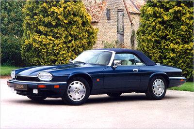 Bild: Jaguar XJS  Gebrauchtwagen