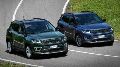 Bild: Jeep Compass  Gebrauchtwagen