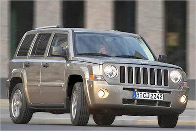 Bild: Jeep Patriot  Gebrauchtwagen