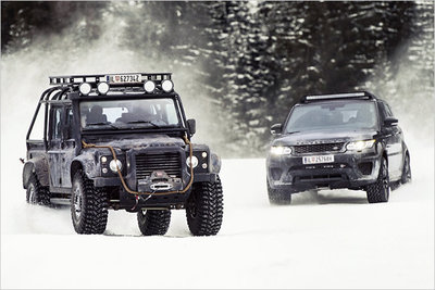 Bild: Land Rover Gebrauchtwagen