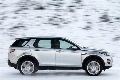 Bild: Land Rover Discovery Sport  Gebrauchtwagen