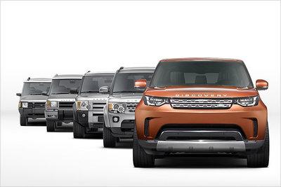 Bild: Land Rover Discovery  Gebrauchtwagen