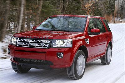 Bild: Land Rover Freelander  Gebrauchtwagen