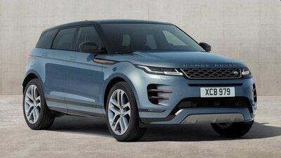 Bild: Land Rover Range Rover Evoque  Gebrauchtwagen