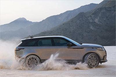 Bild: Land Rover Range Rover Velar  Gebrauchtwagen