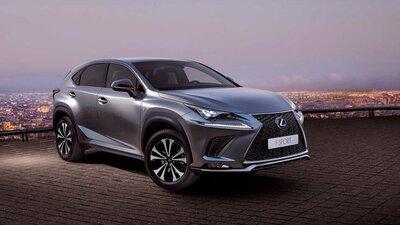 Bild: Lexus NX  Gebrauchtwagen