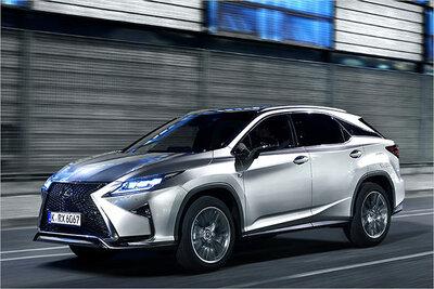 Bild: Lexus RX  Gebrauchtwagen