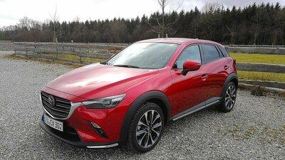 Bild: Mazda CX-3  Gebrauchtwagen