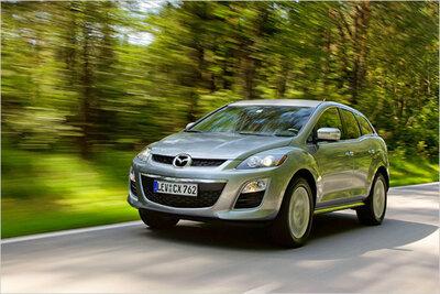 Bild: Mazda CX-7  Gebrauchtwagen